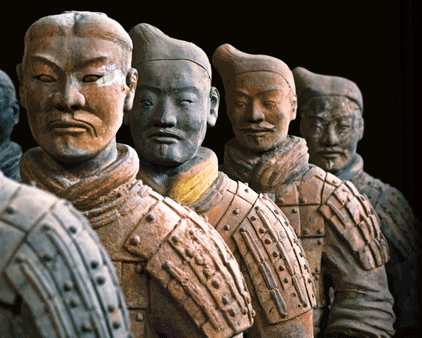 Army - NEW PRODUCT: Toyspower: 1/6 Qin Empire Lieutenant Army (Terracotta Warriors) movable doll CT012# (update armor piece drawing) 2346106_orig